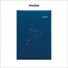 Papiernictvo - Diár B5 - 2021 s gravírovaním podľa priania_AKCIA - 12776127_