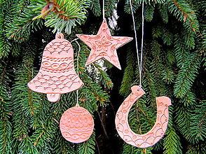 Dekorácie - Vianočné ozdoby - 12776522_