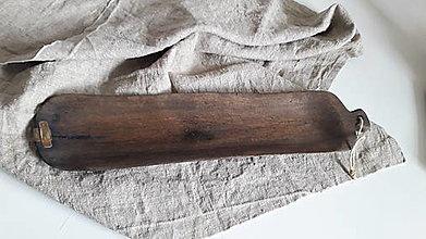 Nádoby - Lopár dubový k&m dizajn - 12780343_