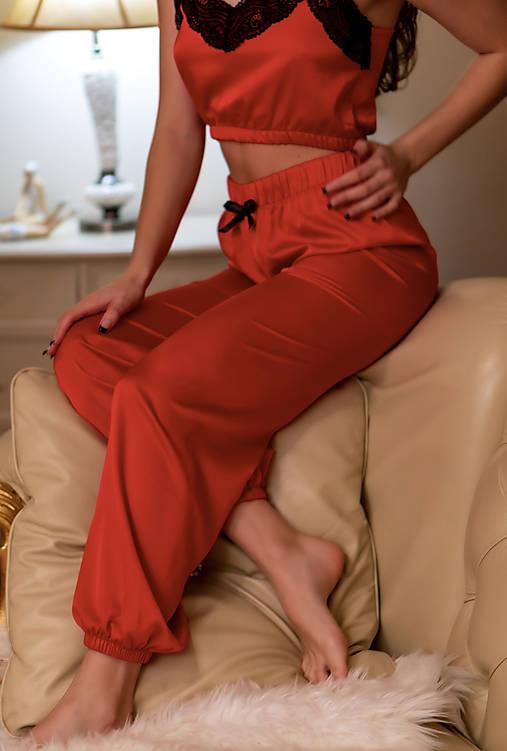 Pyžamové nohavice CHIARA