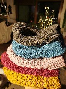 Detské čiapky - Čiapka - vlna a alpaka - už im zima nebude - 12784139_