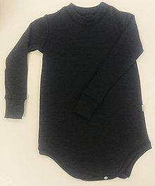 Detské oblečenie - Detské merino body - 12785707_