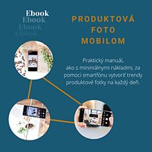 Knihy - E-book Produktová foto mobilom - 12785747_