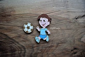 Detské doplnky - malý futbalista - 12788675_