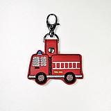 Prívesok hasičské auto