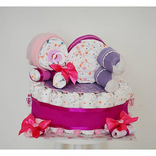 Veľká Plienková torta bábätko