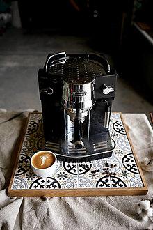 Dekorácie - Podložka pod kávovar - 12792564_