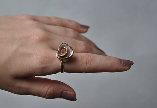 prsteň ruža