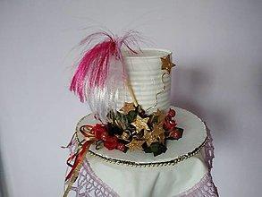 Dekorácie - Novoročný klobúk - 12796526_