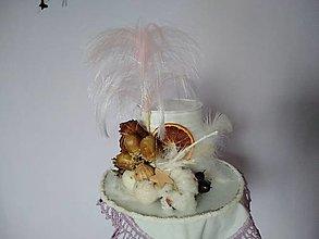 Dekorácie - Novoročný klobúk - 12796550_