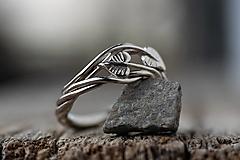 Prstene - Snubáčik lipou ovinutý  ... /bez kameňa/ - 12798058_