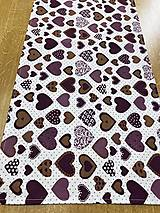 Úžitkový textil - Štola- Pomedzi sviatky :) - 12798356_