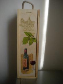 Krabičky - Krabica na víno - 12797031_
