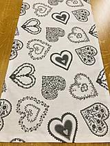 Úžitkový textil - Štola-  2 Pomedzi sviatky :) - 12800028_