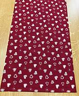 Úžitkový textil - Štola- 3 Pomedzi sviatky :) - 12800034_