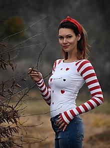 Tričká - Tričko Alice - 12799210_
