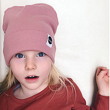 Detské čiapky - Hlavička - 12800680_