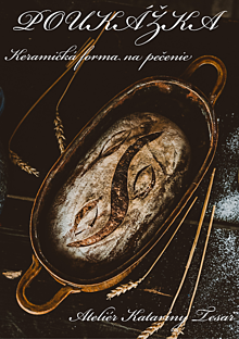 Nádoby - POUKÁŽKA - Forma na pečenie chleba - 12802264_