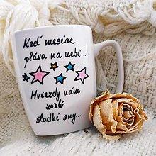 Nádoby - Hrnček ,,Sladké sny,, - 12803762_