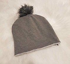Detské čiapky - Čiapka - 12806785_