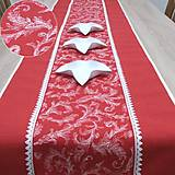 Úžitkový textil - AGNES - stredový obrus - 12807121_