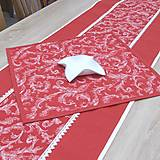 Úžitkový textil - AGNES - obrúsok štvorec 40x40 - 12807527_