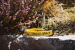 Pre zvieratká - Obojok I NEED SPACE - 12807967_