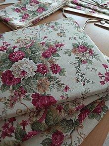 Úžitkový textil - Podsedáky na stoličky - 12811005_