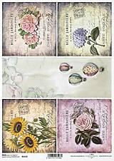 Papier - Ryžový papier - 12809921_