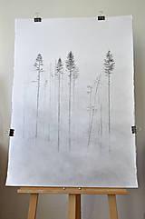 Kresby - V hmlách  - 12808182_