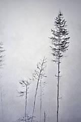 Kresby - V hmlách  - 12808186_