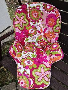 Úžitkový textil - Poťah na stoličku Baby design, Zopa.. - 12810279_