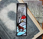 Papiernictvo - Blízko ranču - záložka - 12811278_