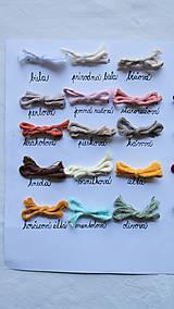 Dekorácie - Makramé dekoračné strapce (VEĽKÉ) - 12810332_