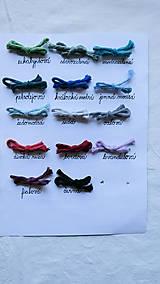Dekorácie - Makramé dekoračné strapce (VEĽKÉ) - 12810334_