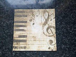 Papier - hudba - 12809095_