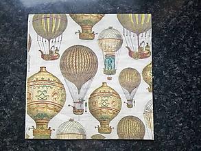 Papier - balóny - 12809110_