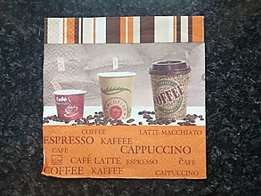 Papier - káva - 12809217_
