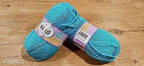 Galantéria - Elit Baby  (3323 - tyrkysovo modrá) - 12812307_