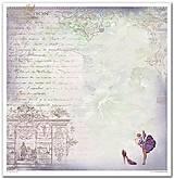 Papier - Papier na scrapbooking - sada - 12813551_