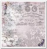 Papier - Papier na scrapbooking - sada - 12813552_