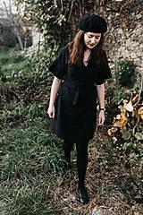 Šaty - zavinovacie šaty - 12811830_