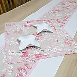 Úžitkový textil - SAKURA - behúň - 12812033_