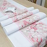 Úžitkový textil - SAKURA - behúň - 12812036_