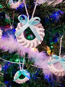 Dekorácie - Vianočné ozdoby - 12817225_