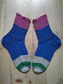 Obuv - Ponožky č. 39-41 - 12814812_