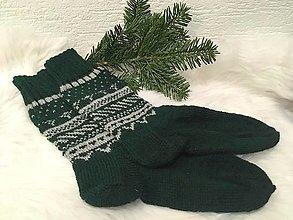 Oblečenie - Pletené ponožky - 12816758_