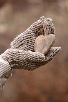 Rukavice - Dámske rukavice FLOW, 100% merino - 12818080_