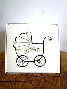 Papiernictvo - Pohľadnica k narodeniu - 12817717_