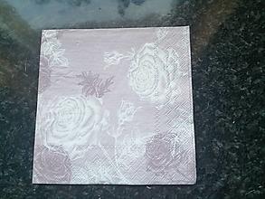 Papier - ruže - 12817857_